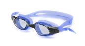 okularki pływackie allright challange blue